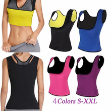 Women Neoprene Shaper Shapewear Underbust Cincher Bodysuit Tummy Waist Trainer Slimming Underwear Corset