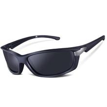 Ywjanp новые черные спортивные солнцезащитные очки Мужские поляризационные солнцезащитные очки для вождения уличные очки для путешествия для мужчин и женщин Oculos