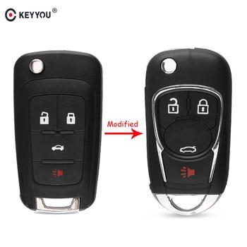 Chiave Telecomando per Chevrolet Camaro/Cruze/Equinox/Impala/Malibu/Sonic