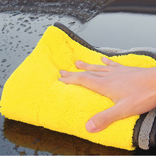 2018 hot car wash microfiber towel FOR nissan qashqai volkswagen golf 4 volvo v40 bmw e39 opel corsa d mercedes w203 vw golf 5(China)