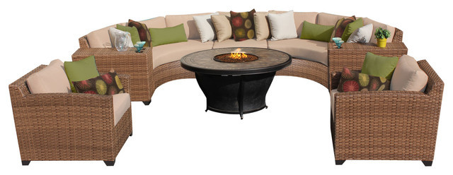 US $998.0  wicker outdoor furniture Rattan corner sofa furniture /ratan  garden furniture sectional sofa-in Garden Sofas from Furniture on ...