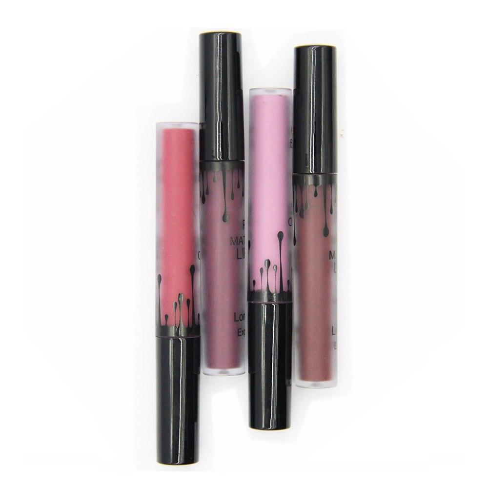 1 Pcs New Fashion matte Lipgloss make up cosmetics ... - photo #13
