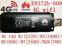Unlocked Huawei E8372h 608 4g 3g Usb Wifi Modem 3g 4g Usb Stick E8372 Lte 3g
