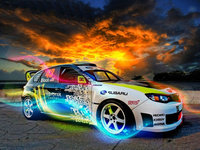 5D Diamond Painting Car Pattern Full Round Drill Pasted Cross Stitch Home Decorative Mosaic Pictures Diamond