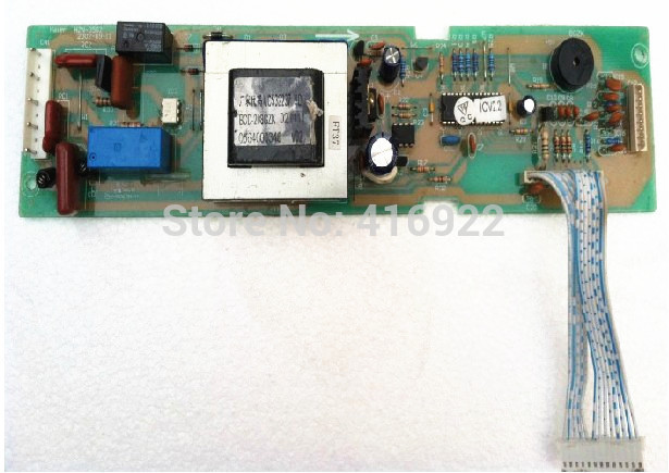 95% new Original good working refrigerator pc board motherboard for Haie 0064000348 bcd-208gzk computer board on sale 95% new original good working refrigerator pc board motherboard for original haier power supply board 0071800040 on sale