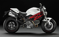 Plans to customize For Ducati 696 795 796 M1100 injection molding ABS Plastic motorcycle Fairing Kit Bodywork D53