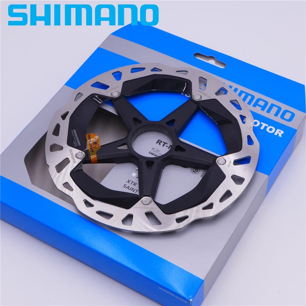 2018 New SHIMANO MT900 Center Lock Disc Rotor Ice Tech 160mm 180mm RT-MT900 Saint/XTR