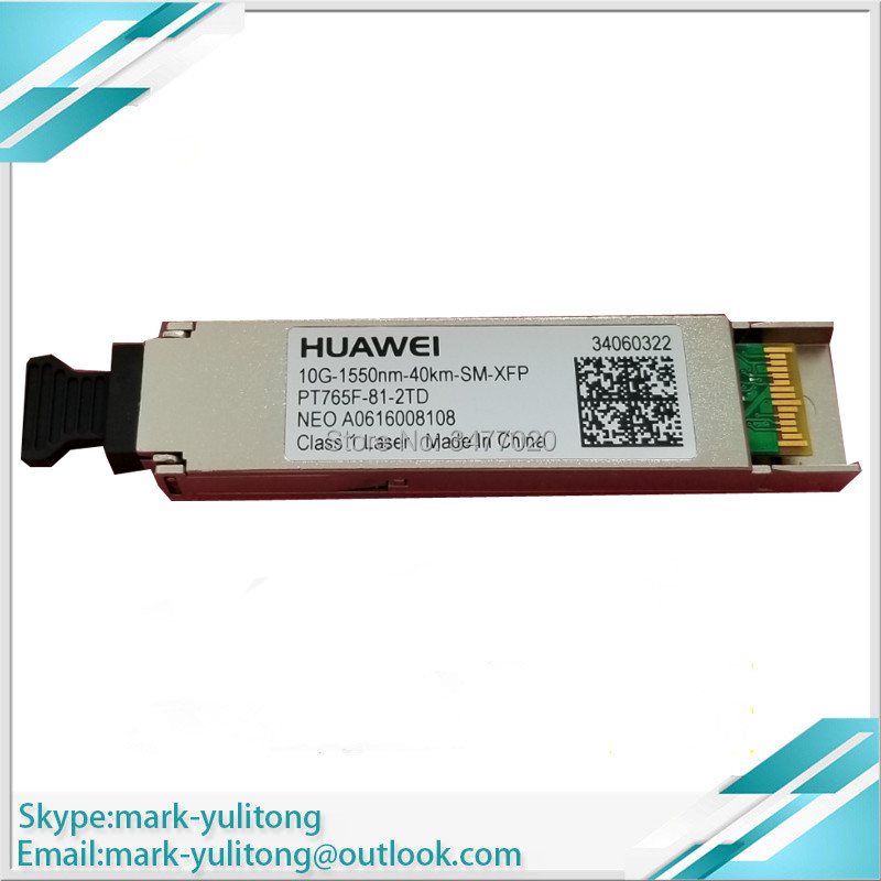 Omxd30002 10g Optical Module Fiber Optic Equipments Persevering Brand New Genuine Original Hua Wei 10g-40km-1550nm-sfp Cellphones & Telecommunications