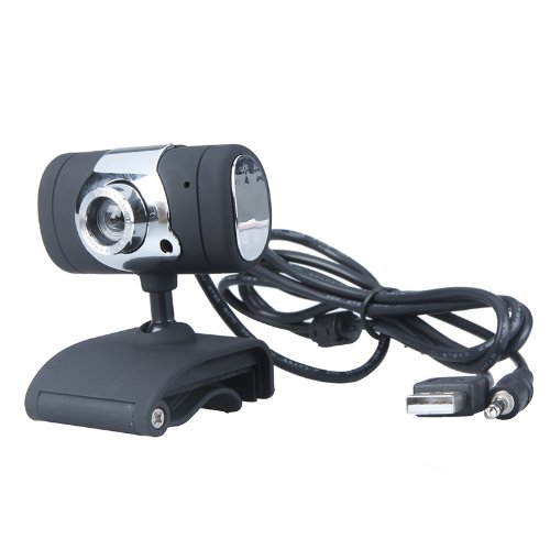 MOOL USB 2.0 50.0M HD Webcam Camera Web Cam with miniphone MIC for Computer PC Laptop Black usb 2 0 50 0m hd webcam camera digital video webcamera with microphone mic for computer pc laptop lcc77