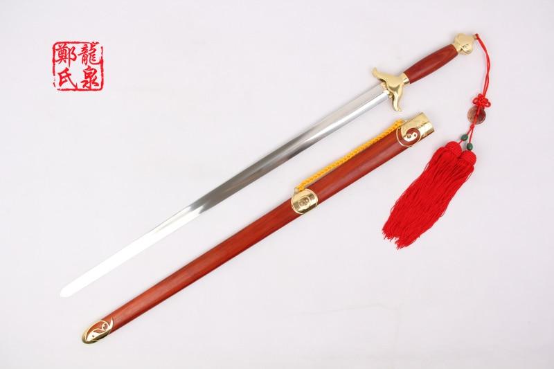 Chinese Martial Arts Flexible Tai Ji Jian 2
