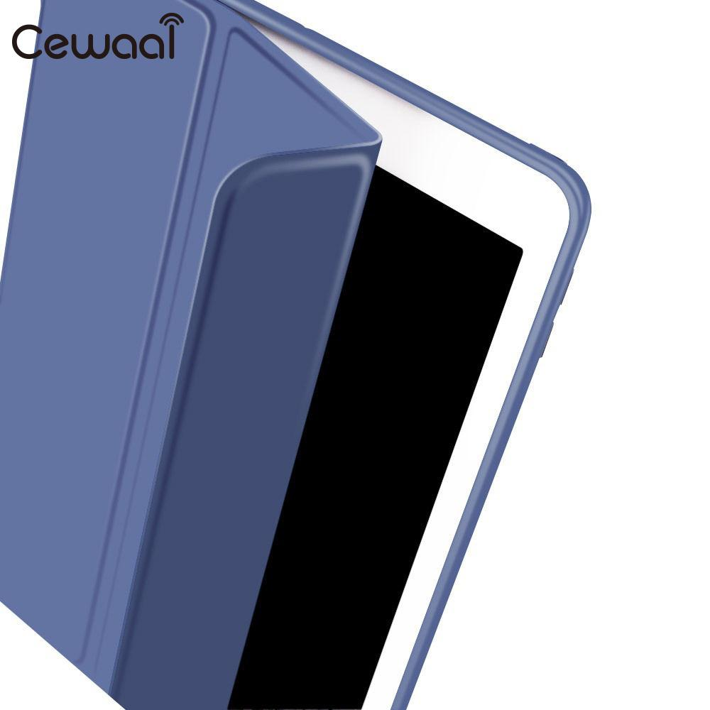 """Tablet Case Tablet Protection Cover Smart Cover 6 Color Accessories Durable Sleeve Ultrathin Foldable for for Ipad Pro 10.5"""""""