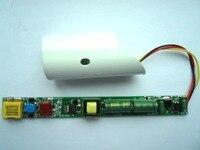 Frete Grátis Preço de Atacado 1.2 metros T8 Levou Tubo com Sensor de Radar G13 Base de Liga De Alumínio + Tampa Do PC 3000 k/4500 k/6500 k/