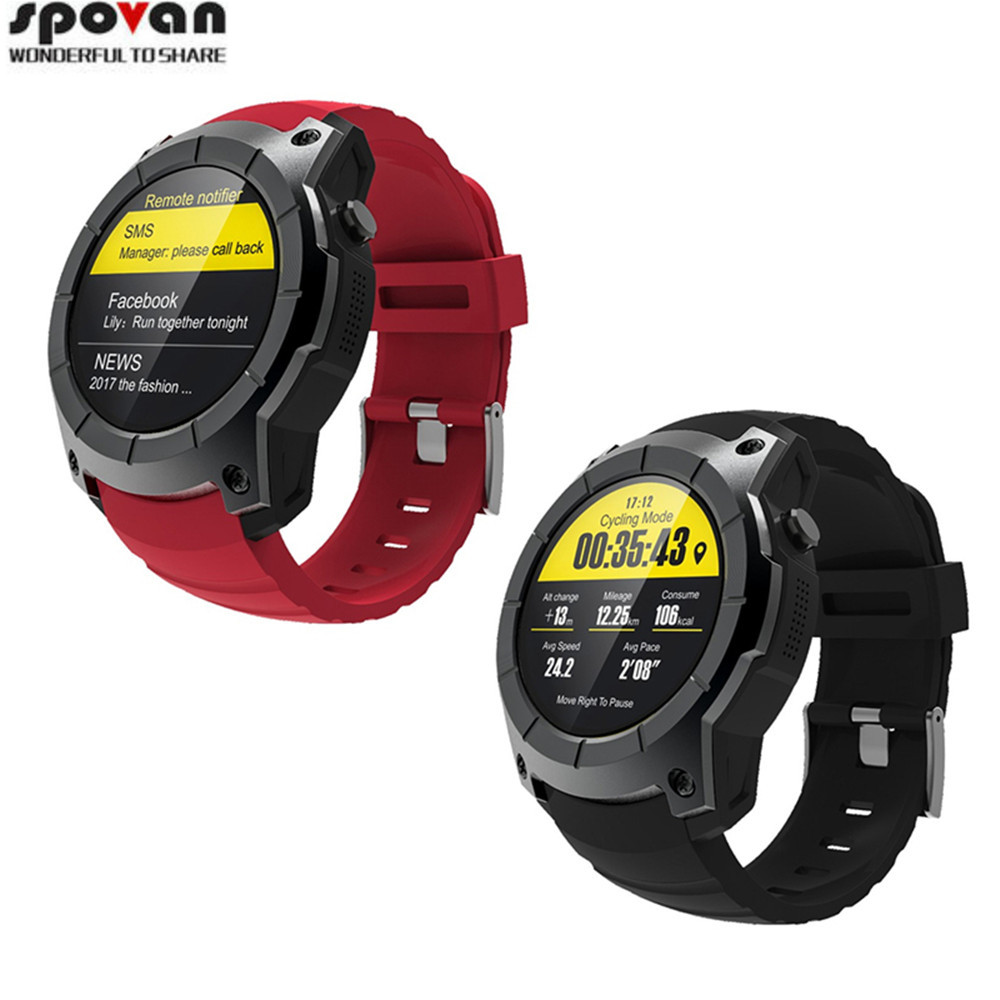 Aviator Watch LED Touch Screen GPS Support SIM Card Heart Rate Sleep Meter Steps Odd Outdoor Pneumatic Sport Smart Watch fashion