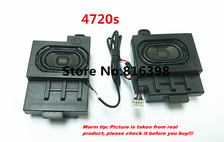 New FOR HP 4720 4720S Speaker 598686-001 23.40677.001 ZENO17.3 Free Shipping