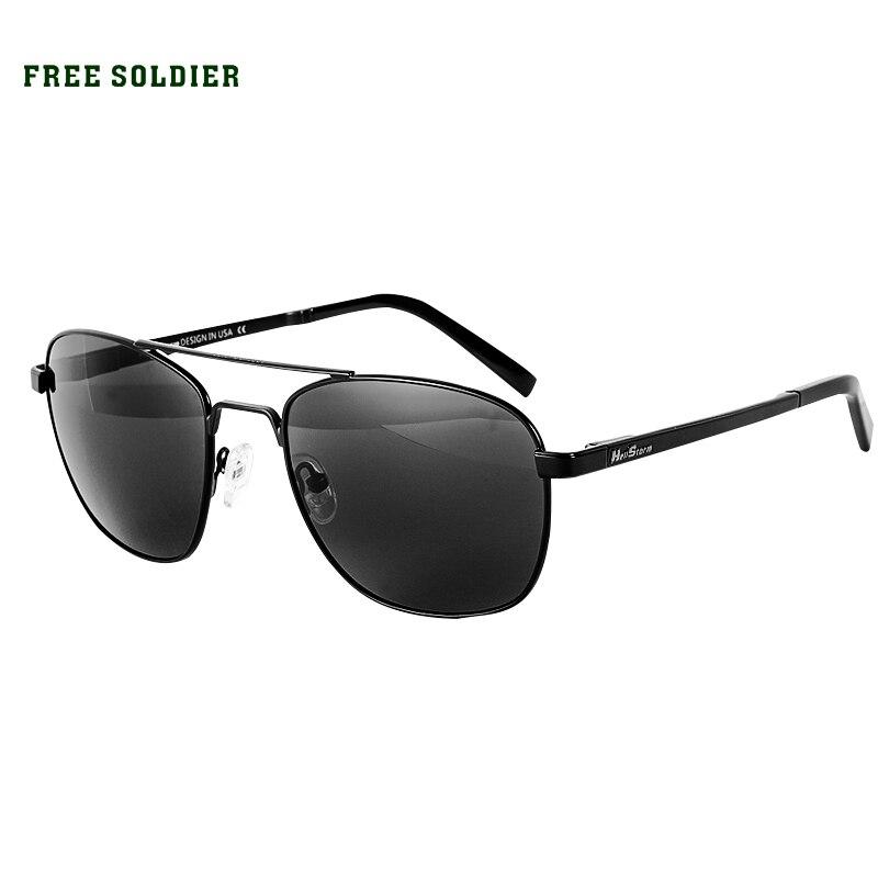 Prix pour FREE SOLDIER Extérieure tactique sport lunettes classique militaire lunettes de soleil, lunettes de soleil avec filtre polarisé, lunettes de conduite