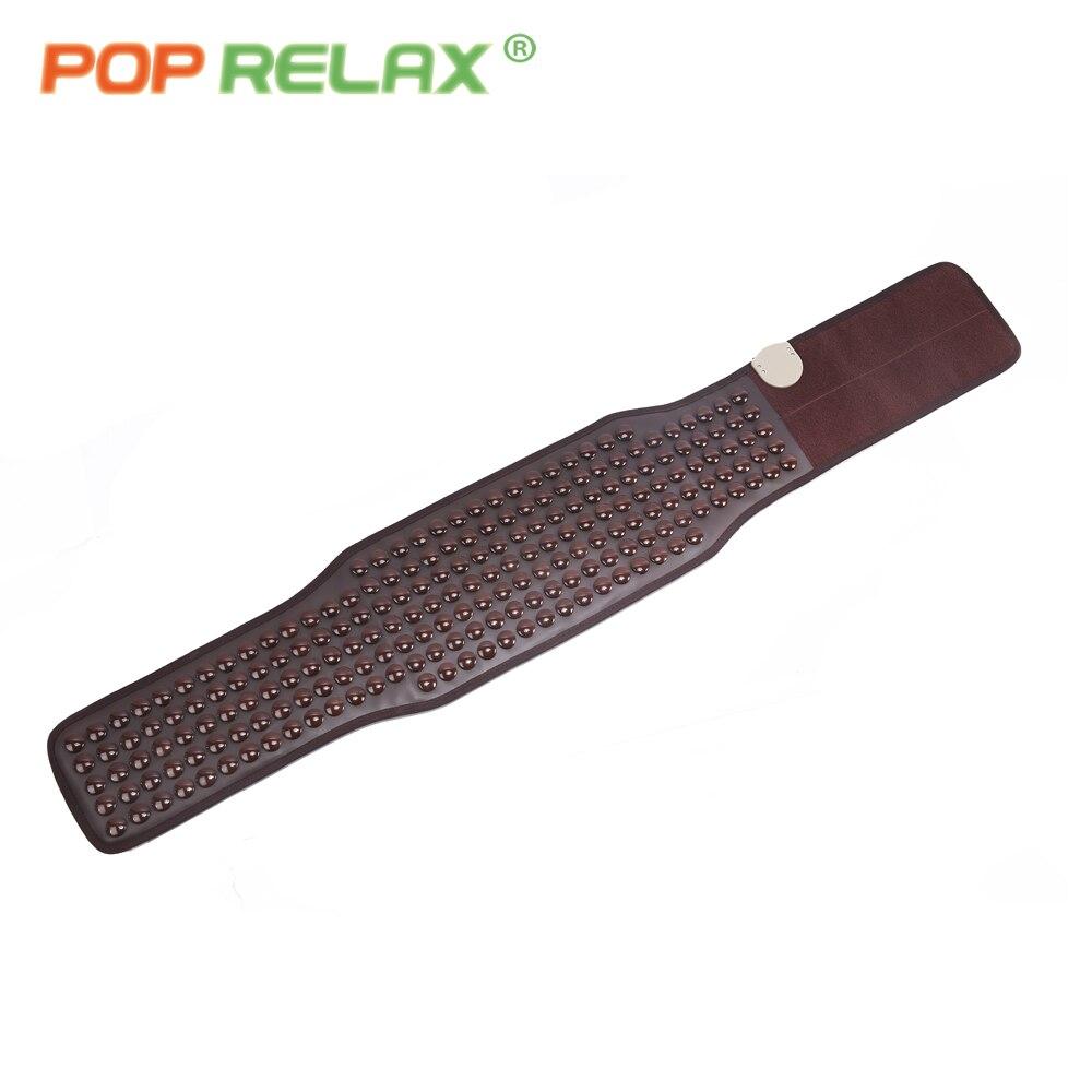POP RELAX Корея пояс германия камень назад талии боли электрический тепловой Турмалин физиотерапии анион здравоохранения коврик для ног
