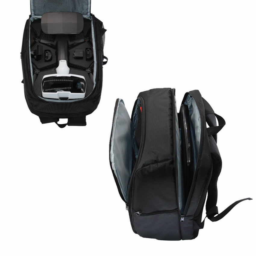Us 74 2 11 Off For Parrot Bebop Drone Fpv Epp Inner Shoulder Bag Carry Case Parts Accessories In Bags