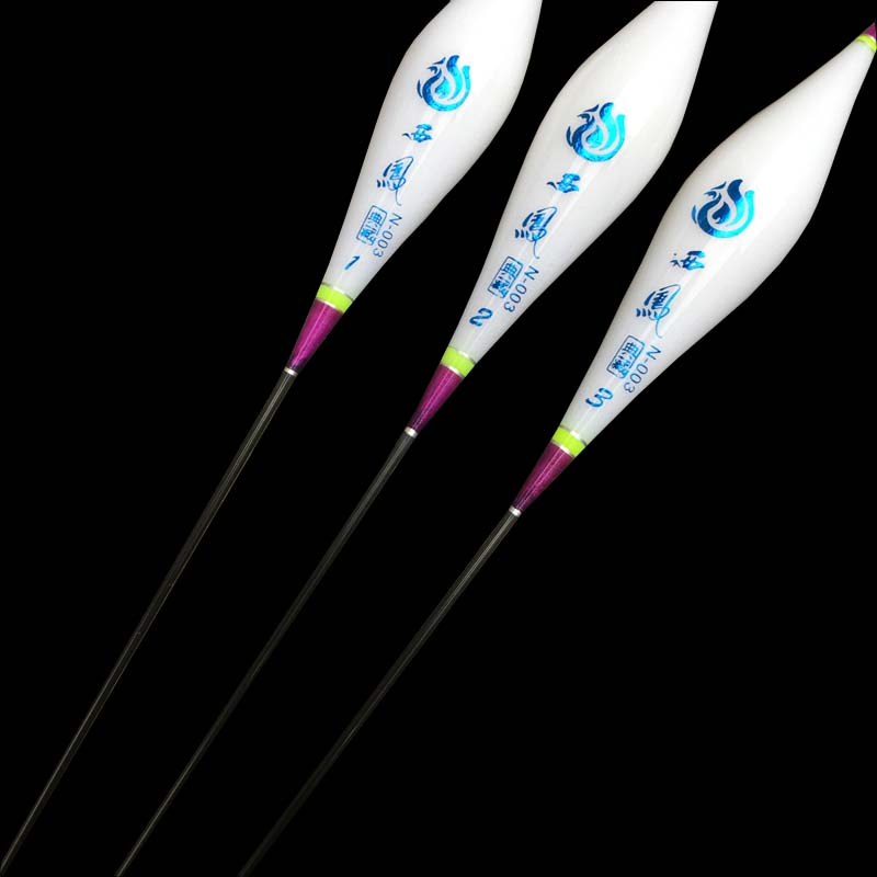 3pcs lot Crucian Preferred Fishing Floats Shallow Water Flotador Pesca Composite Nano Bobbers Fishing Accessories Tackles in Fishing Float from Sports Entertainment
