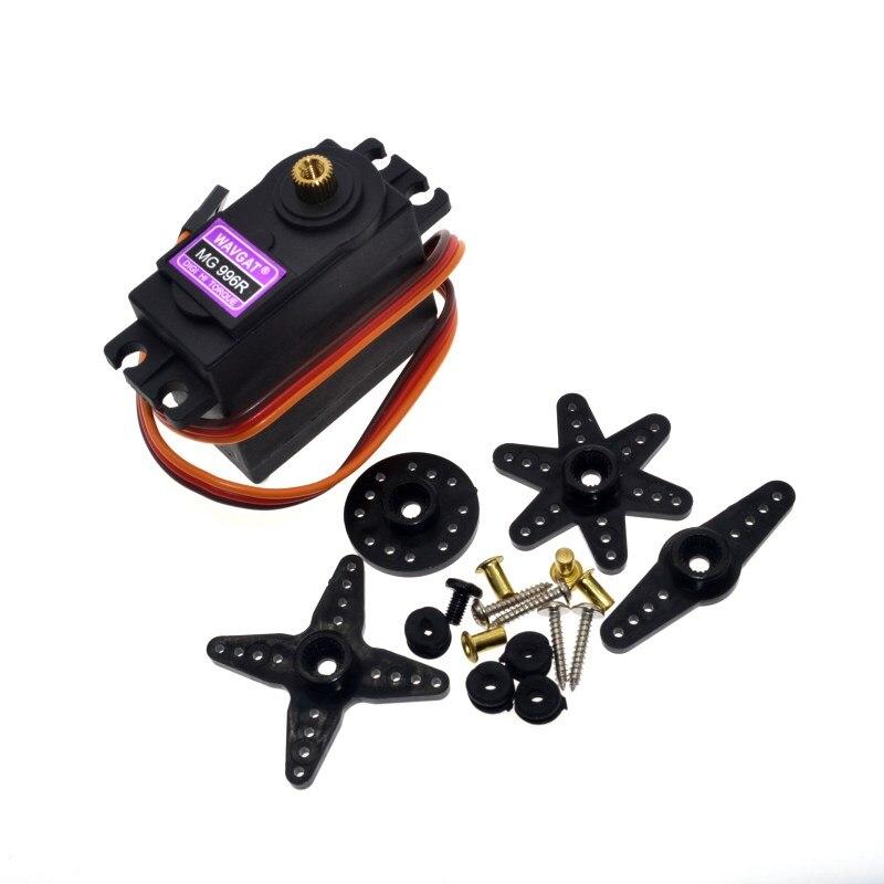 Offre spéciale nouveau Servos numérique Mg996r Mg996 Servo métal engrenage pour Futaba Jr voiture Rc modèle hélicoptère Boa