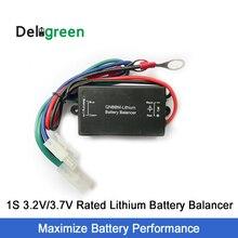 18 pces 1s bateria equalizador para li ion lifepo4 lto lincm polímero 18650 diy bms bateria balanceador não led