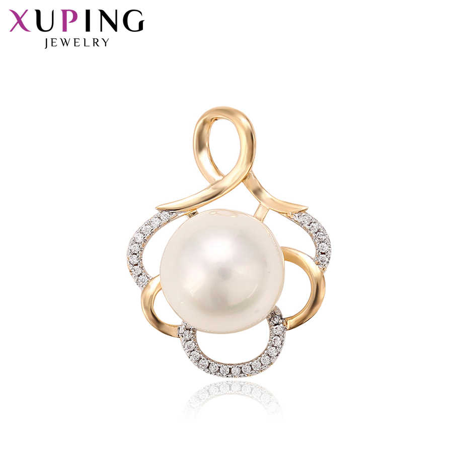Xuping Fashion Sweet Style New Arrival Slide Necklace Pendant for Women With Jewelry Christmas Gift  S68-5-32959