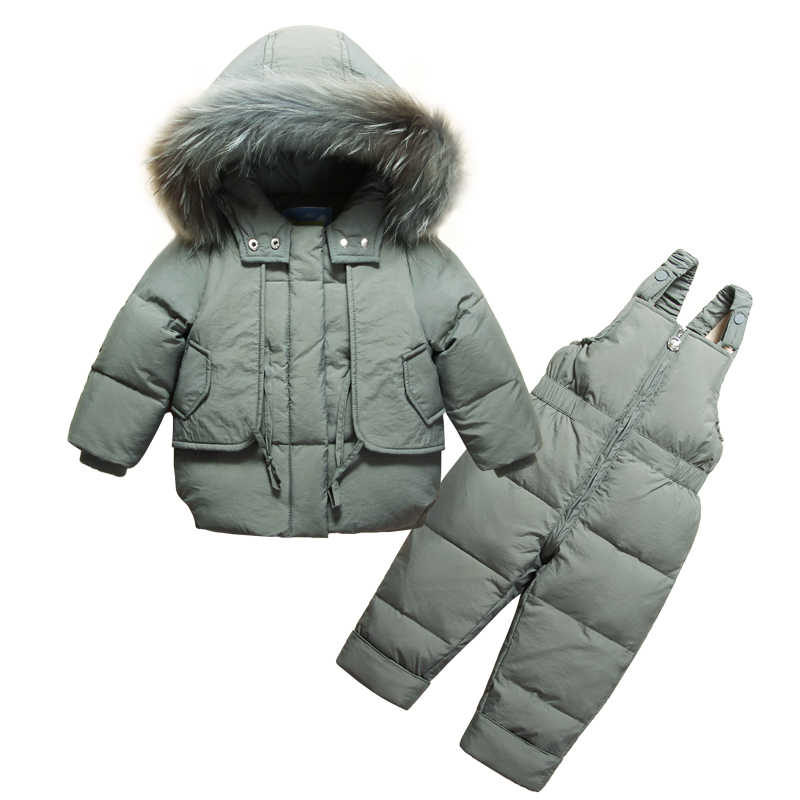 4fa26a805 Detail Feedback Questions about Winter Children Duck Down Jacket For ...