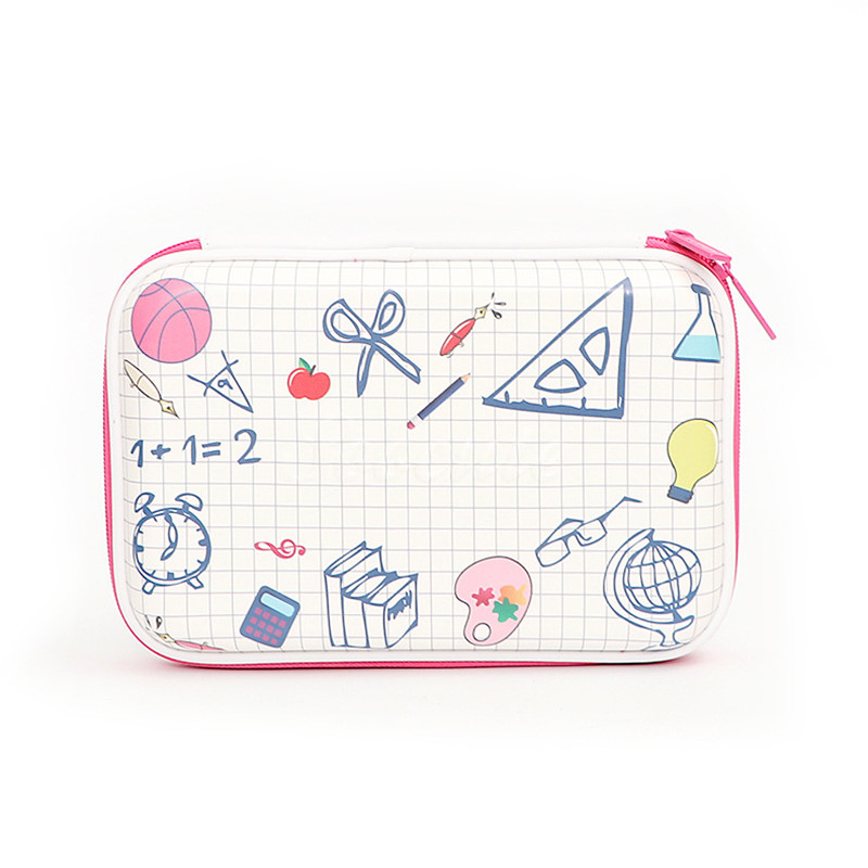 Korean School Pencil Case Kawaii Cute Penal Pencilcase for Girls Boys Pen Bag EVA Large Big Penalities Box Stationery Pouch MiniKorean School Pencil Case Kawaii Cute Penal Pencilcase for Girls Boys Pen Bag EVA Large Big Penalities Box Stationery Pouch Mini
