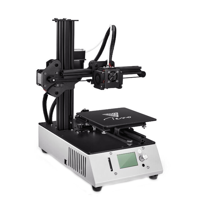 все цены на 3D printer impresora Full Aluminum Frame 3d High Precision Patented Lattice Platform 3d printer With Extruder kit онлайн