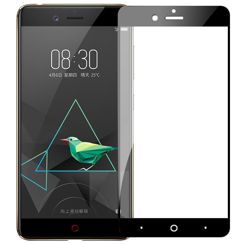 For Zte Nubia Z17 Mini Tempered Glass 9H 3D Full Display Cowl Explosion-Proof Display Protector Movie For Nubia Z17 Mini Nx569H