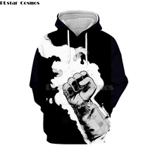 PLstar Cosmos 2019 NEW japan Anime One Punch man Saitama Oppai 3d Hoodies Hooded Sweatshirts long sleeve Harajuku streetwear-2