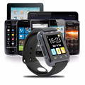 2017 Bluetooth Smart Watch U9 update on u8 SmartWatch inteligente man women wristwatch for apple iPhone Android Phone free ship