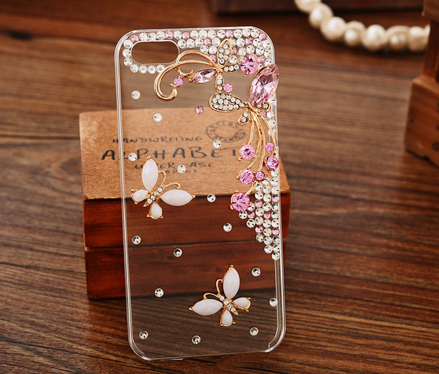 Rhinestone-Butterfly-Flowers-Clear-Case-For-iPhone-X-8-7-6-6s-plus-5s-5c-SE.jpg_640x640 (1)
