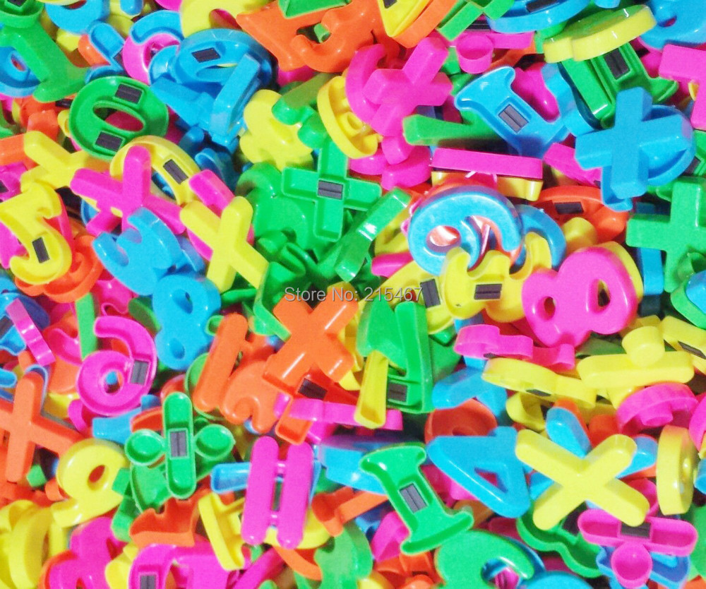plastic magnet letters numbers tootsietoy magnetic lot of 67 lot of magnetic numbers punctuation 300 201