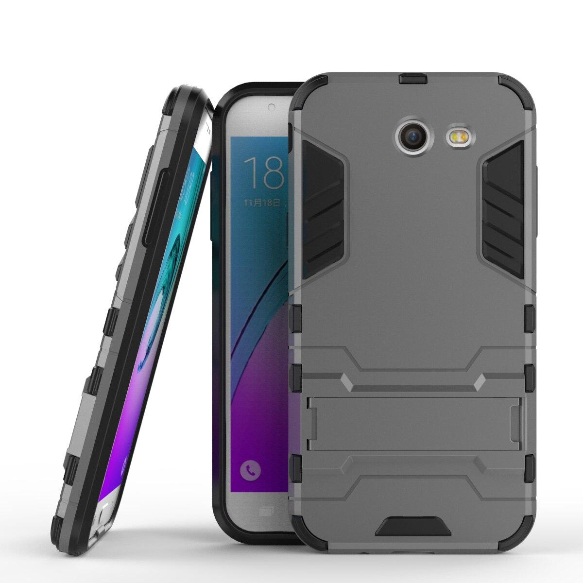 Cubierta del teléfono case para samsung galaxy j3 primer cubiertas de los casos