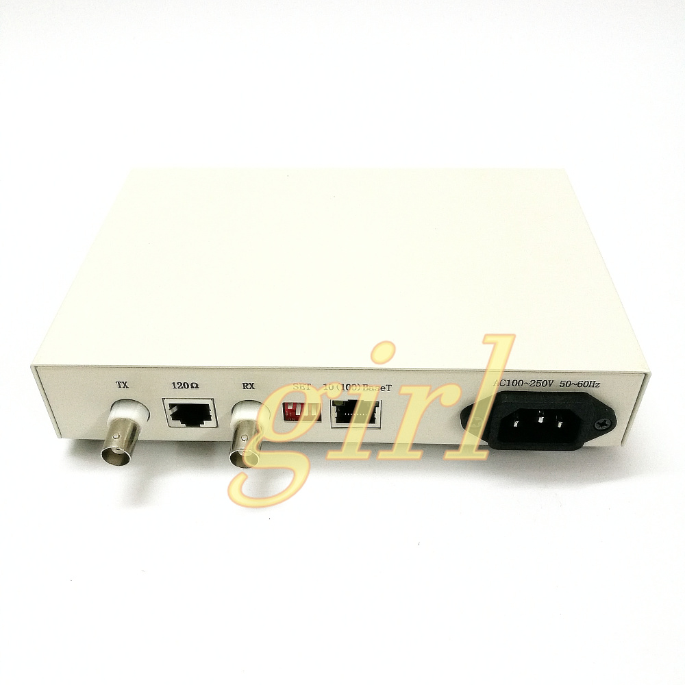 E1 Switch Ethernet TCP IP E1 bridge E1 protocol converter E1 to RJ45 2 megabyte network