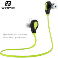 Vrme Wireless Bluetooth Headset Sport Running Earphone Headphone Stereo Earbuds Voice Control Handsfree Build In Microphone
