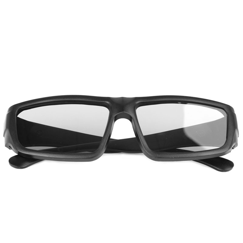 3d-Glasses Cinemas Passive Circular Real-D Polarized Black for TV 10166 H4