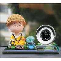 Car cute cartoon creative ornaments for geely X7 GC6 CK2 EC7 FC GX7 SC7 Car Accessories