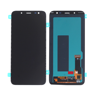 Image 2 - Orijinal AMOLED Samsung Galaxy J6 2018 ekran LCD ekran dokunmatik ekran Digitizer meclisi değiştirme J600F J600 ücretsiz araçlar