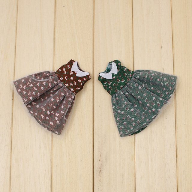 Clothes For Middle Blyth Floral Dress 2 Colors