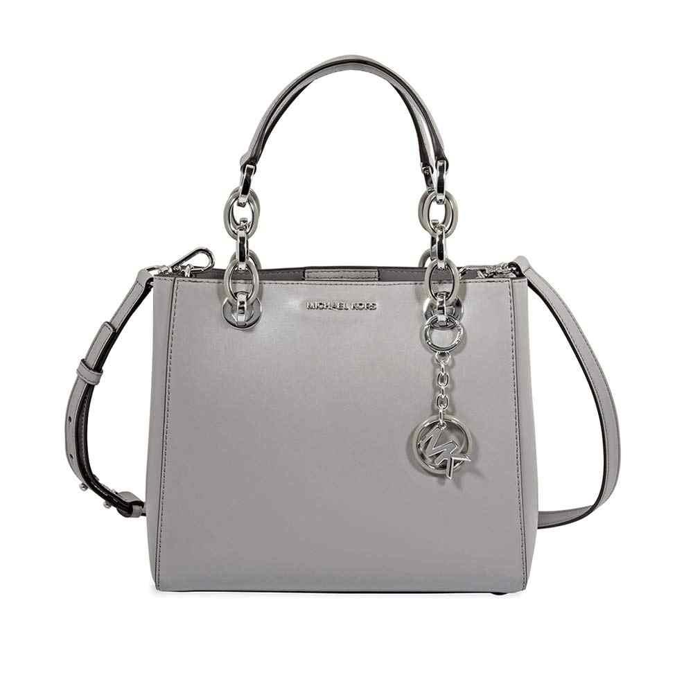 Michael Kors Shoulder Bag ... Michael Kors Cynthia Dressy Satchel Luxury Handbags For Women Bags  Designer by MK ...
