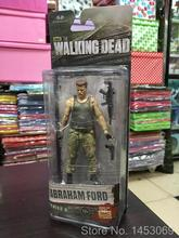 The Walking Dead Abraham/Rick/The Governor Action Figure