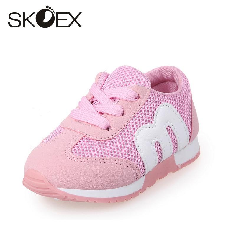 Zapatos de malla para niños Zapatillas de deporte para niños Zapatillas de deporte Zapatillas de deporte de fondo suave transpirable Zapatos de bebé para niños