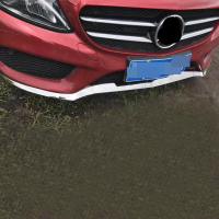 For Mercedes W205 accessories W205 front bumper modified C300 C250 C220 C180 bumper accessories