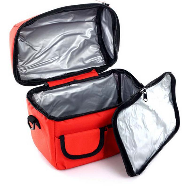 Nylon Baby Feeding Bottle Insulation Bags Thermal Bottle Bags Baby Diaper Stroller Cooler Changing Bags