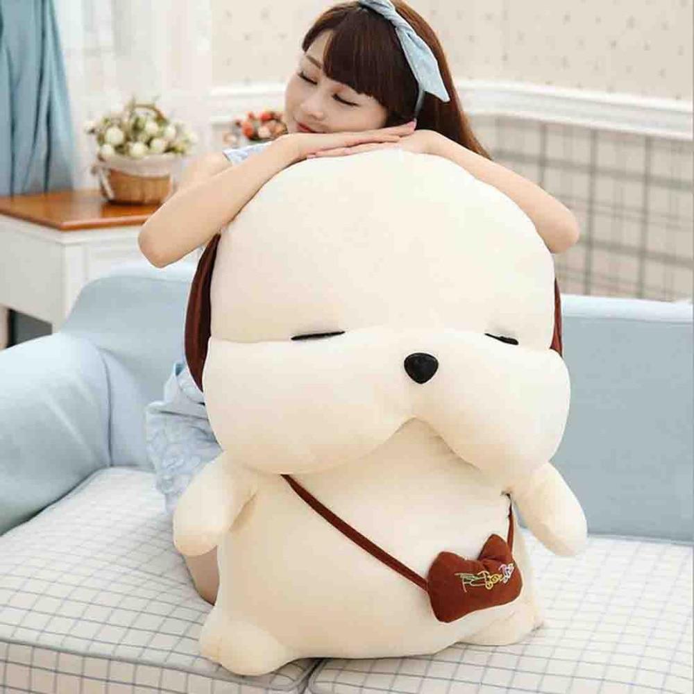 Kawaii plüss baba rajzfilm kóbor kutya plüss játékok szép töltött állat párna olcsó plüss játékok gyerekeknek birthay ajándék