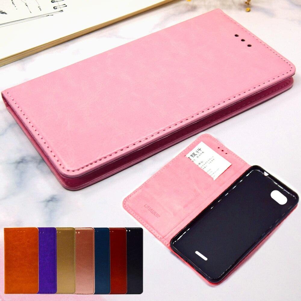 Flip Leather Case for Xiaomi Redmi 6 6A Case Fundas for Xiaomi Redmi 6 6A Cover Wallet Cover Stand Phone Case