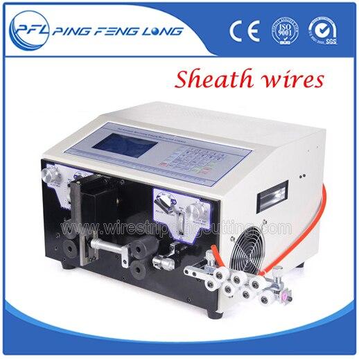 PFL 05N New wire jacket strip machine / Round Sheathed wires ...