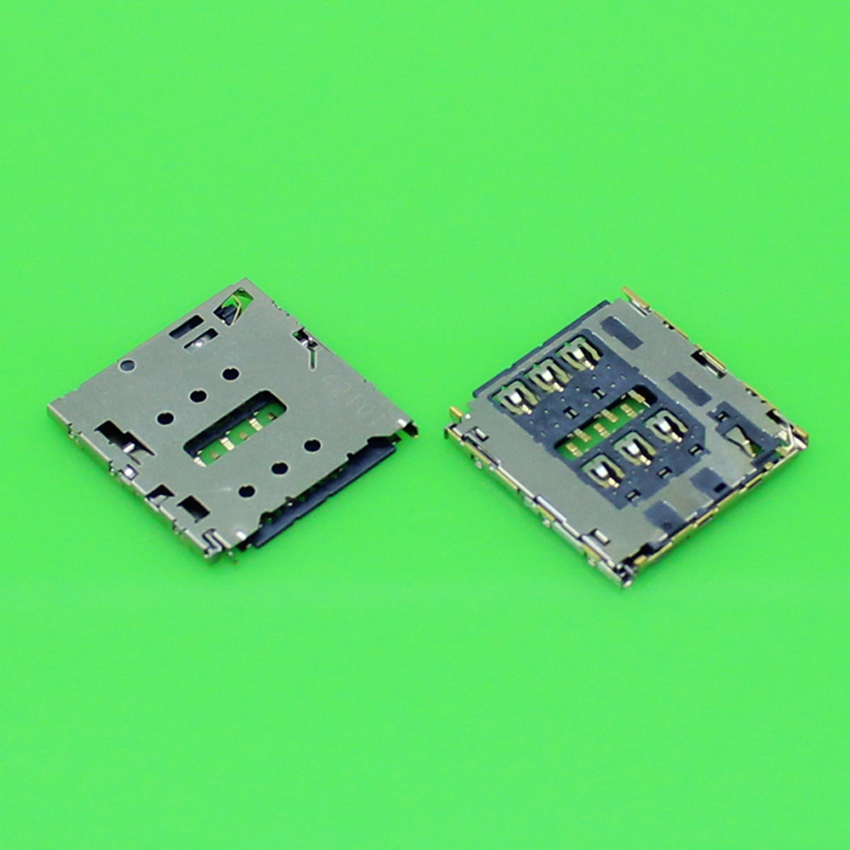 ChengHaoRan 1 Piece New card socket holder connector for ASUS K018 and for Gionee GN9005 S5.1 ELIFE E7 E7T .KA-157
