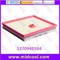 O envio gratuito de Alta qulality Filtro de Ar para 1370940104 137 094 01 04